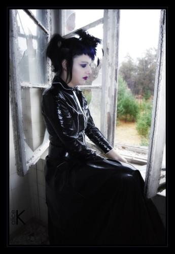 Fotoshooting mit Model Akascha